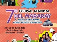 7º FESTIVAL REGIONAL DEL MARARAY 2019