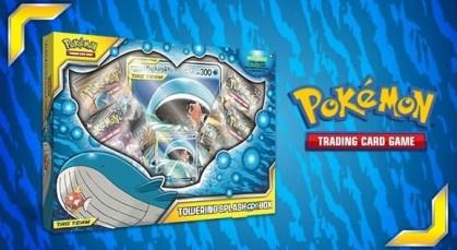 Pokemon TCG Box