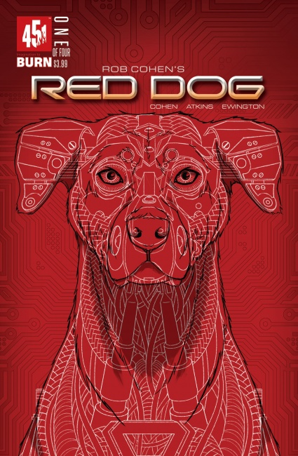 Image result for 451MEDIA RED DOG