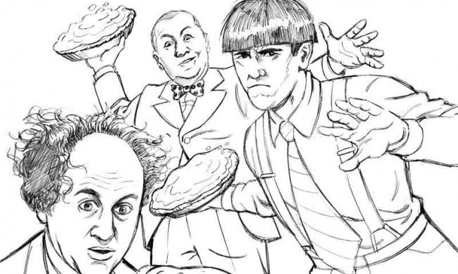 ICv2: New 'The Three Stooges' Comics
