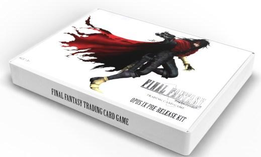 Final Fantasy TCG Square Enix