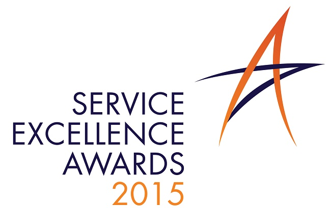 Celebrating Service Excellence Awards  2015