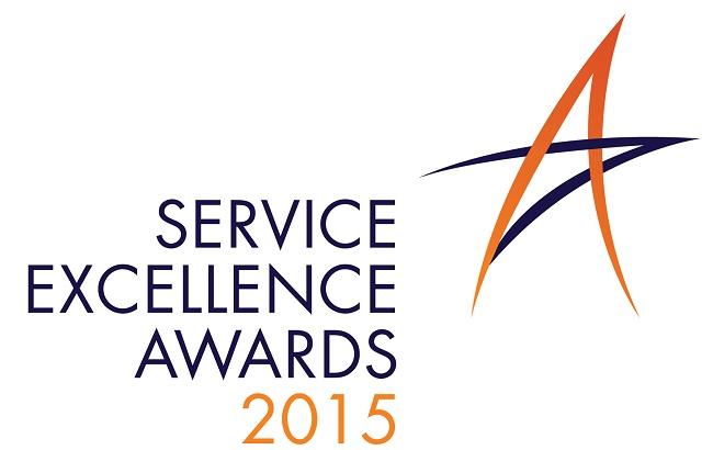 Celebrating Service Excellence Awards  2015