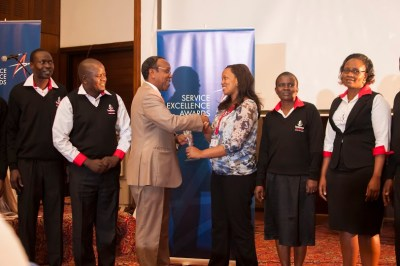 Huduma Kenya - 2nd Runner up SE - Awards