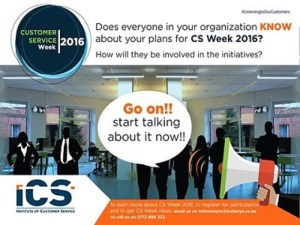 Plans for CSWeek 2016