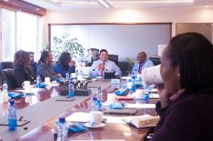 Study Tour to Nakumatt Holdings