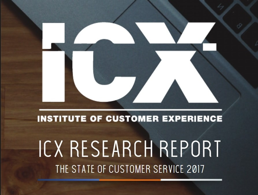 ICX Research Report on The State of Customer Service in Corporate Kenya