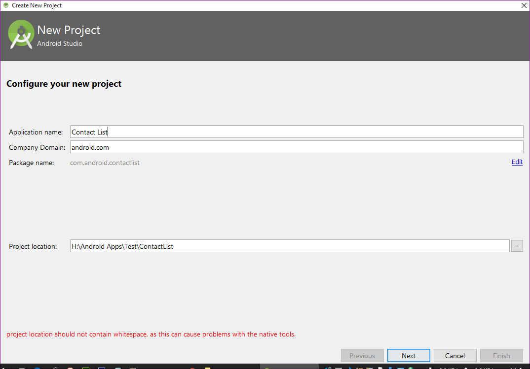 Android SQLite database Tutorial create insert update