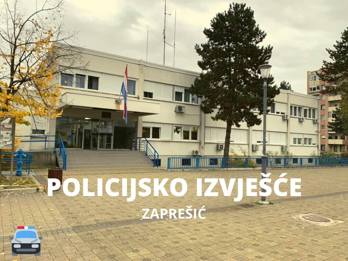 Aktivnih 24 sata zaprešićke policije