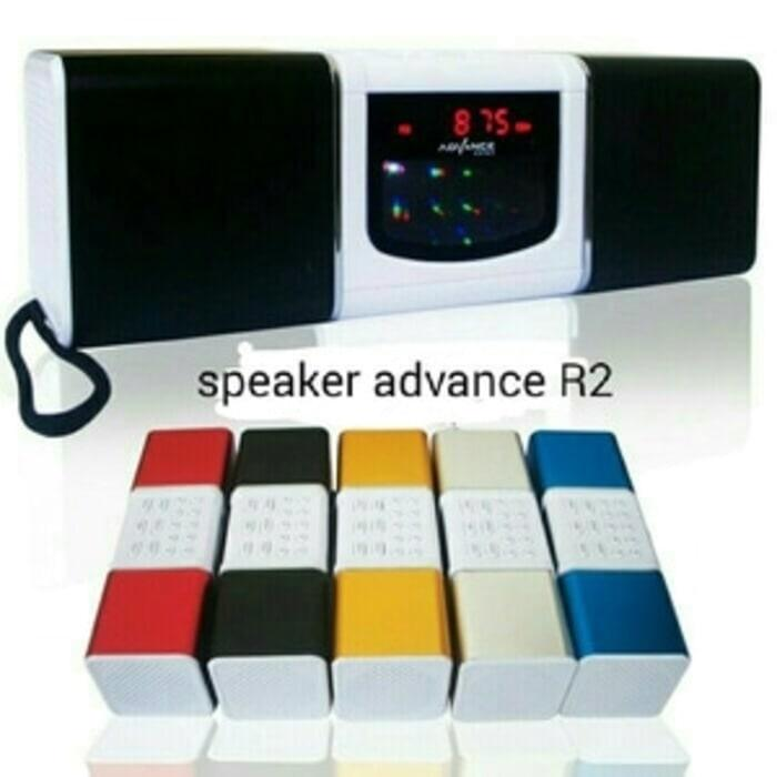 speaker Advance R2