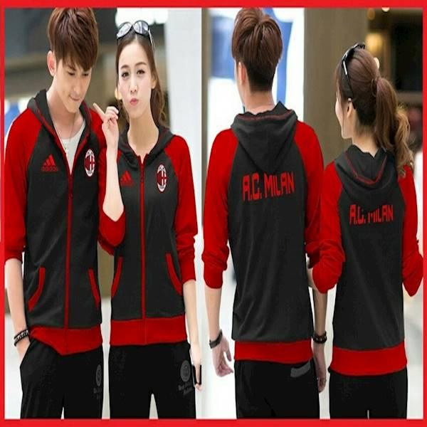 Cp Jkt Milan CL Couple Jaket Babyterry