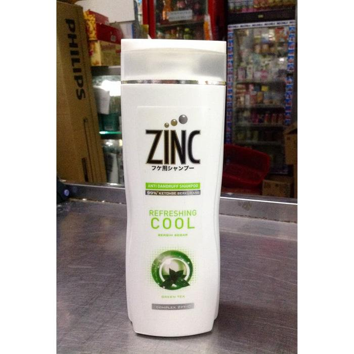 Zinc Shampo Refreshing Cool  340Ml