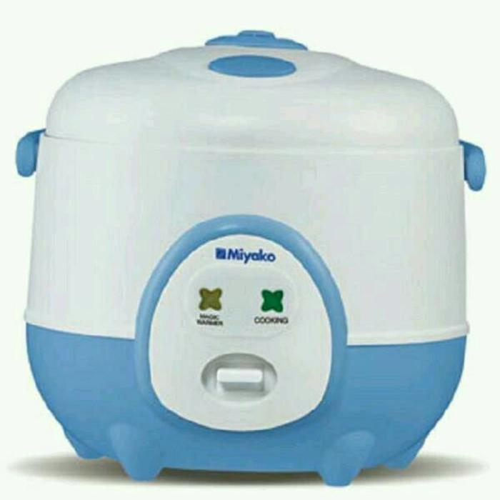 Magic Com Miyako Kecil 606A/Penanak Nasi/Rice Cooker - Dke7jy