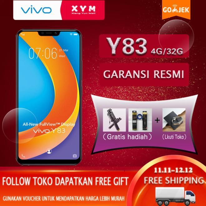VIVO Y83 4GB/32GB - Smartphone 4G Garansi Resmi