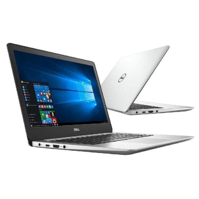 DELL Inspiron 5370 Laptop - Silver [Core i7-8550U/ Memory 8GB/ SSD 256GB/VGA AMD Radeon 530 2GB/13,3