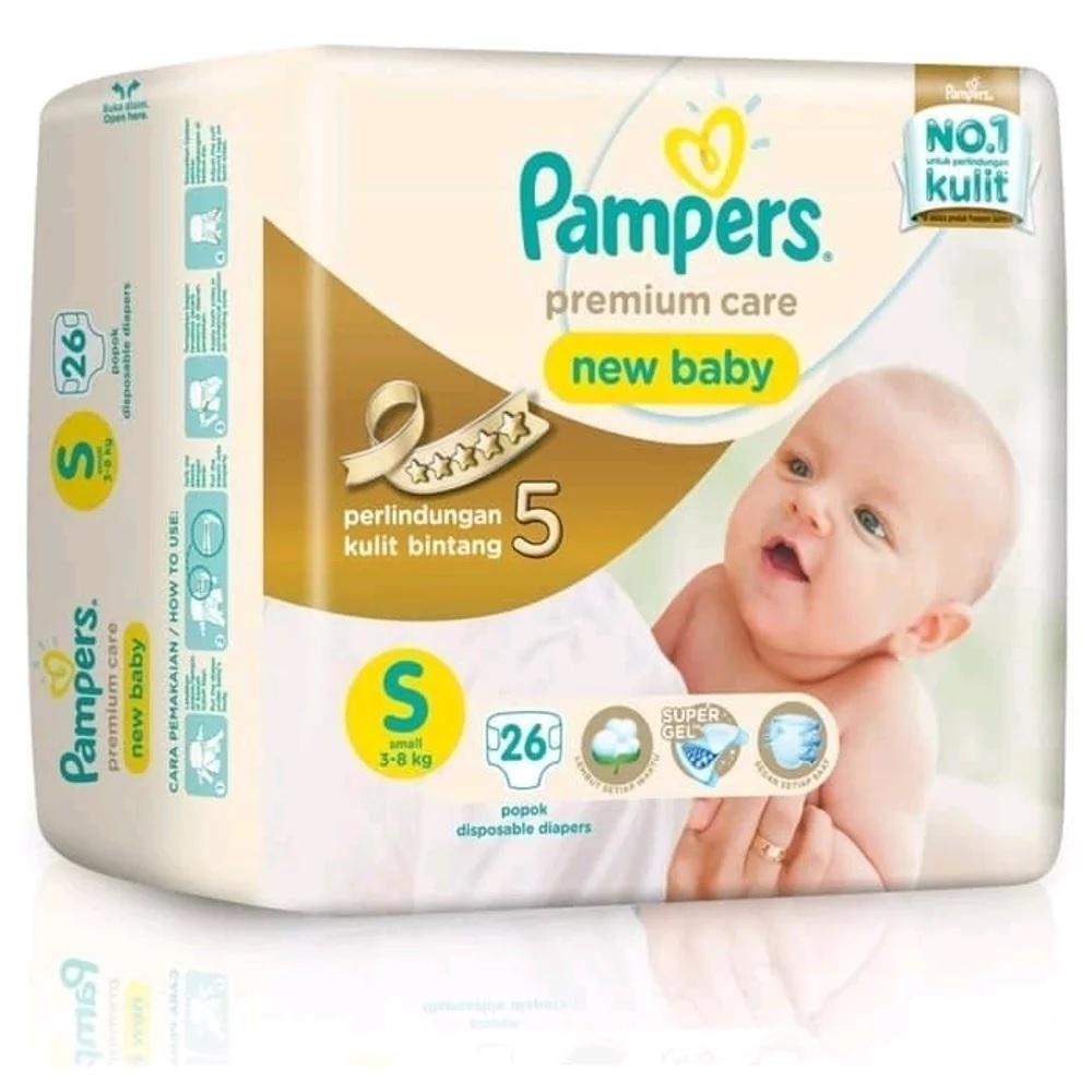 Info Harga Pampers Premium Care Tape S48 S 48 November 2018 Mantap New Born 52 Gsg 26