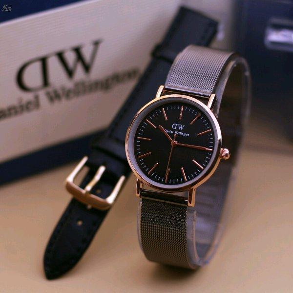 Jam Tangan Wanita DW Full Set New Model Jaman Now
