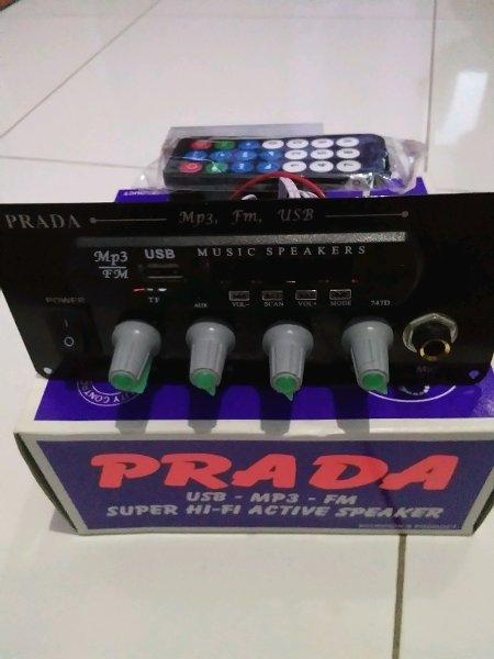 Kit Speaker Aktif 150W MP3 FM plus USB