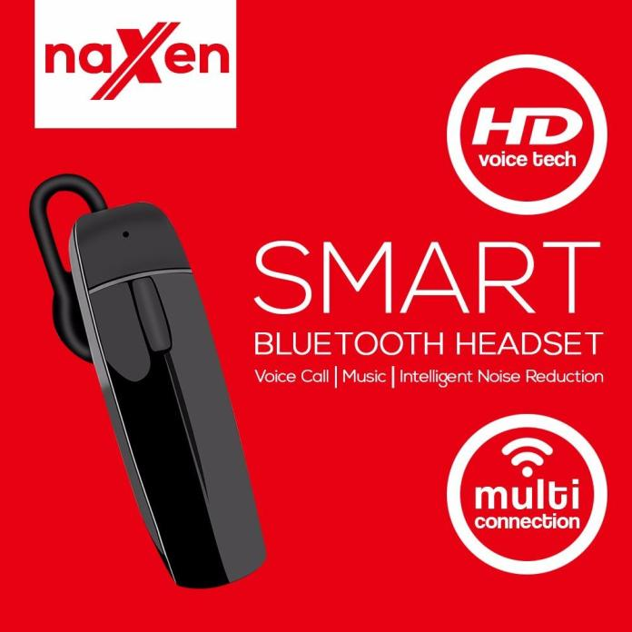 Naxen C200 New Headset Bluetooth Earphone Headphone Mini V4.1 Wireless Bluetooth Handfree Universal For All Phone For iphone & Android