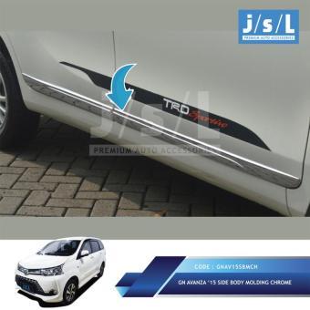 list grand new avanza all kijang innova diesel harga preferensial body samping jsl side molding chrome beli sekarang hanya rp548 129