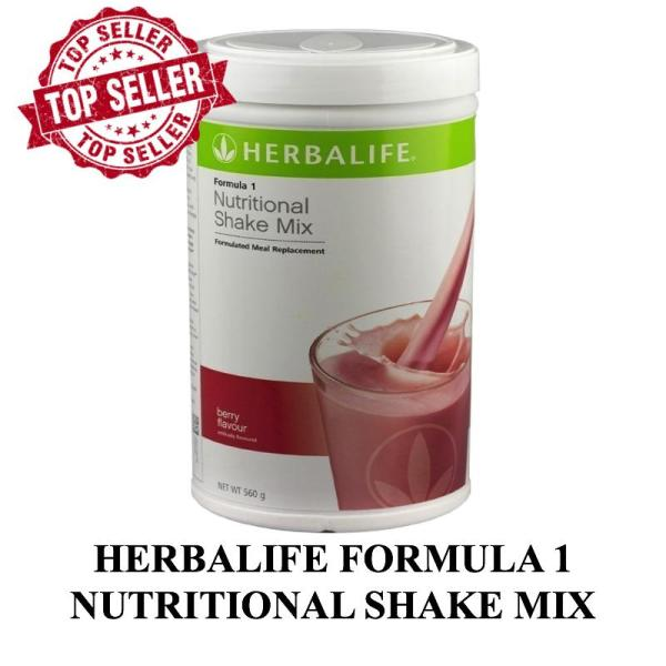 Herbalife Formula Nutritional Shake Mix - Wild Berry