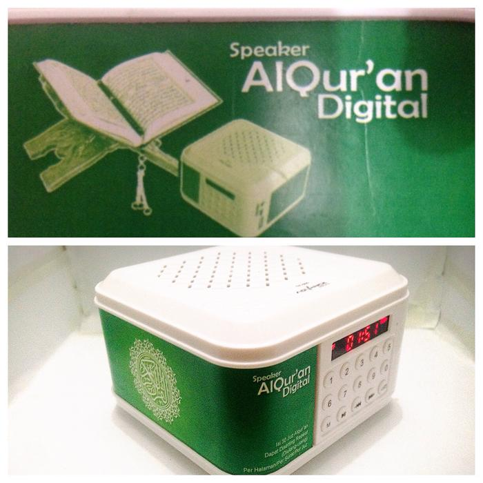Referensi Speaker Aktif speaker advance tp 600/ speaker buat alquran/ advan tp600
