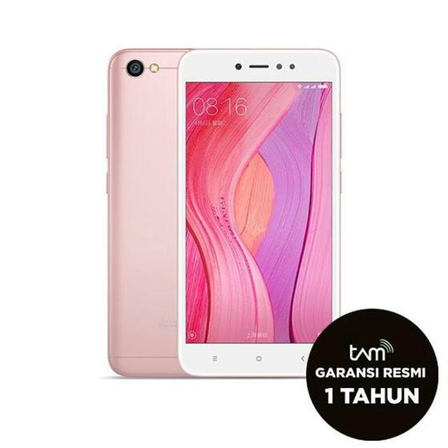 Xiaomi Redmi 5A 2/16 - Snapdragon 425- Flash Sale - Garansi TAM
