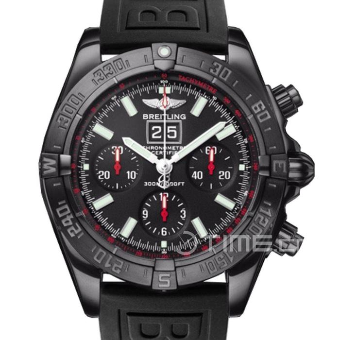 Breitling Chronomat Blackbird Noob Swiss Clone 1:1 Best Edition Black
