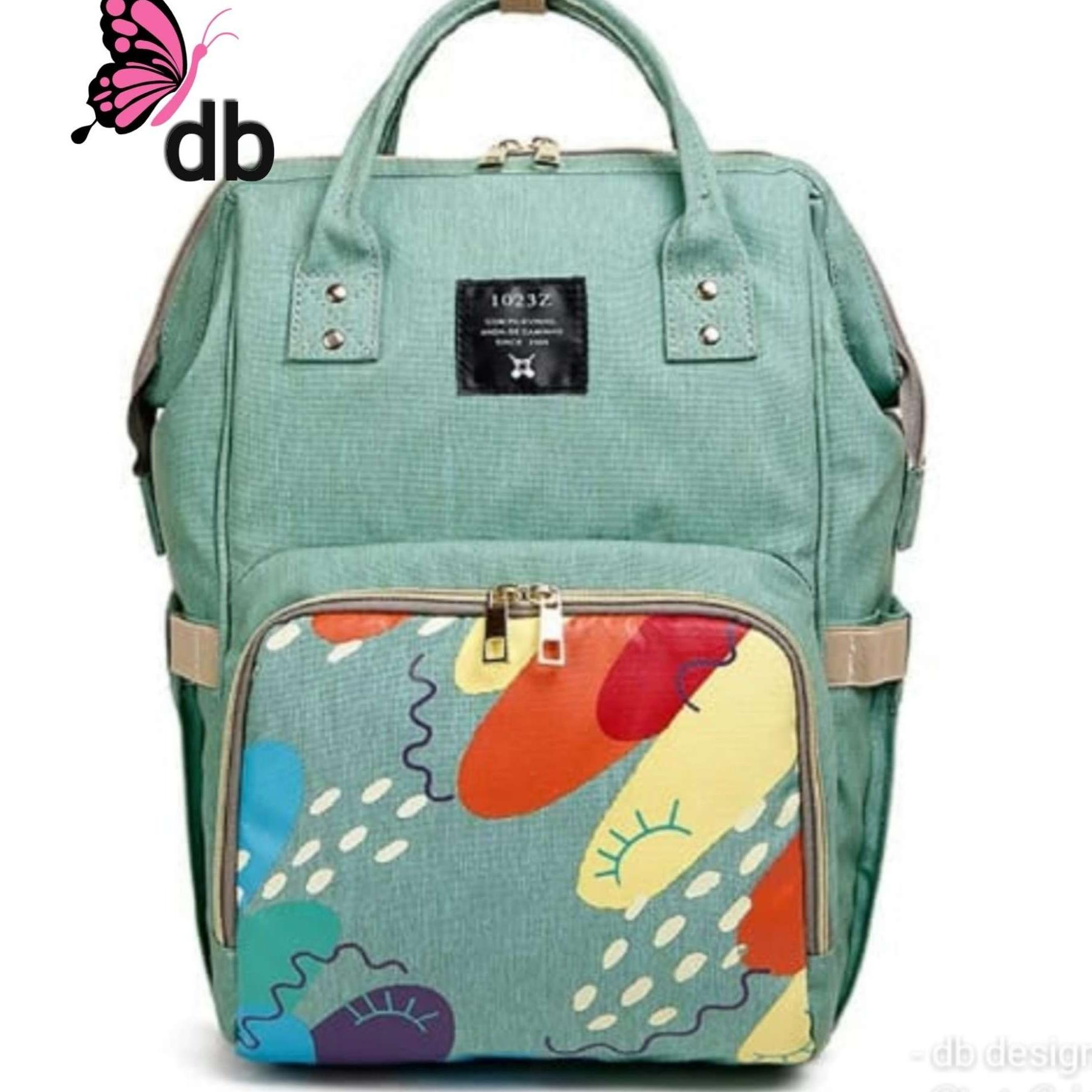 Tas Ransel Welldone Abstract