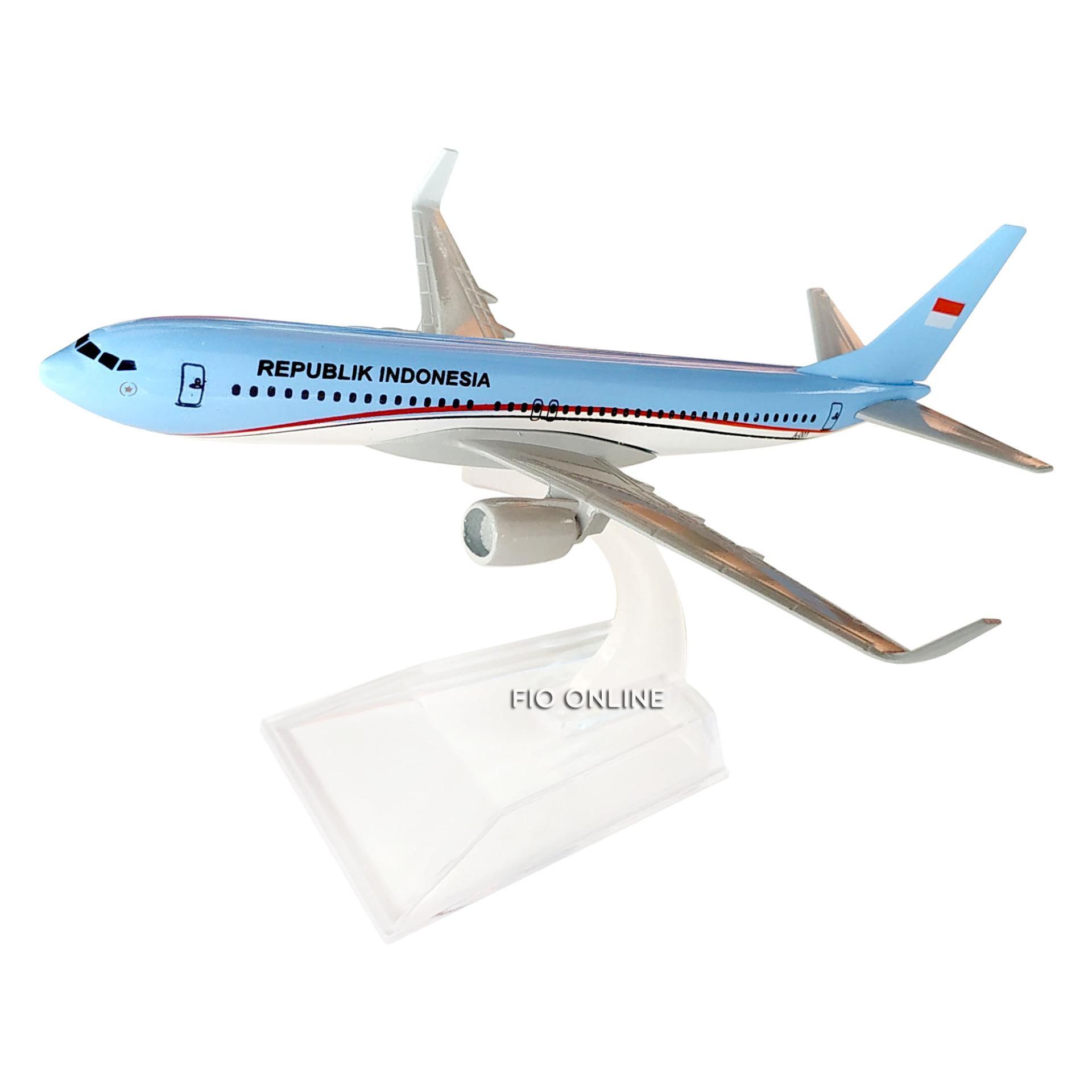 Koleksi Harga Miniatur Pesawat November 2018 Lengkap Diecast Citilink Fio Online Souvenir Model Aircraft Kepresidenan Indonesia Boeing 737 800