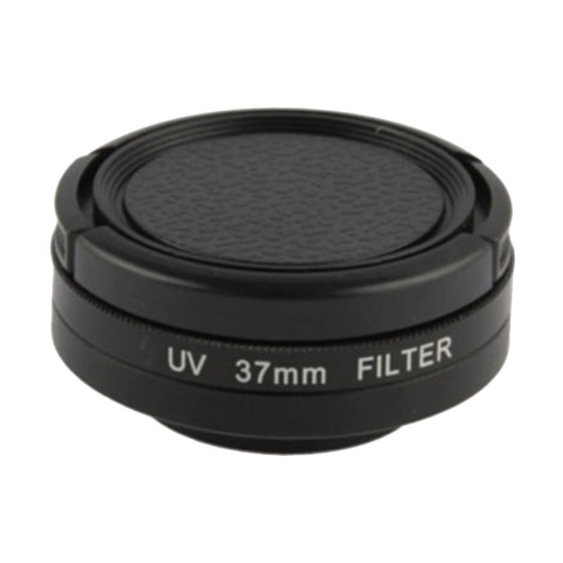 GP120 UV Filter Lens 37mm with Cap for Gopro Hero3 plus or Hero 3