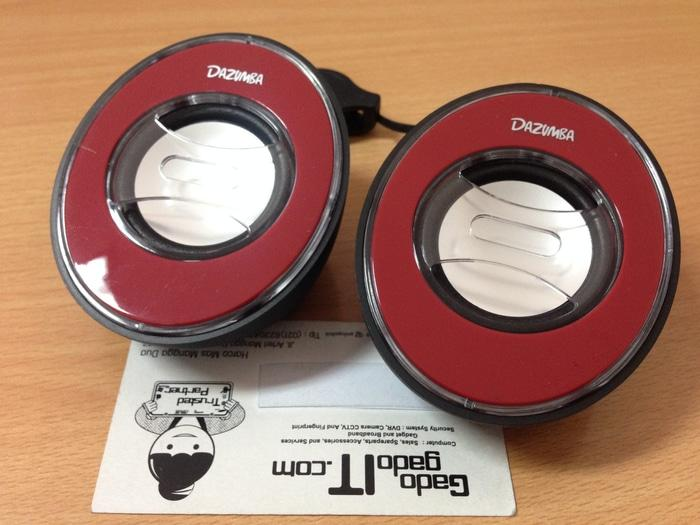 Mini DZ 190 SPEAKER DAZUMBA e-Mini