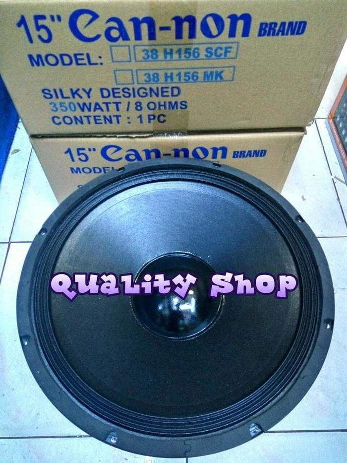 Hot Promo SPEAKER 15 INCH CANON 350 WATT full range Murah