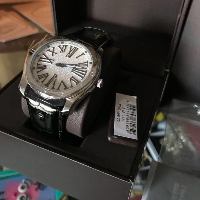 jam aigner original / aigner lazio men watch
