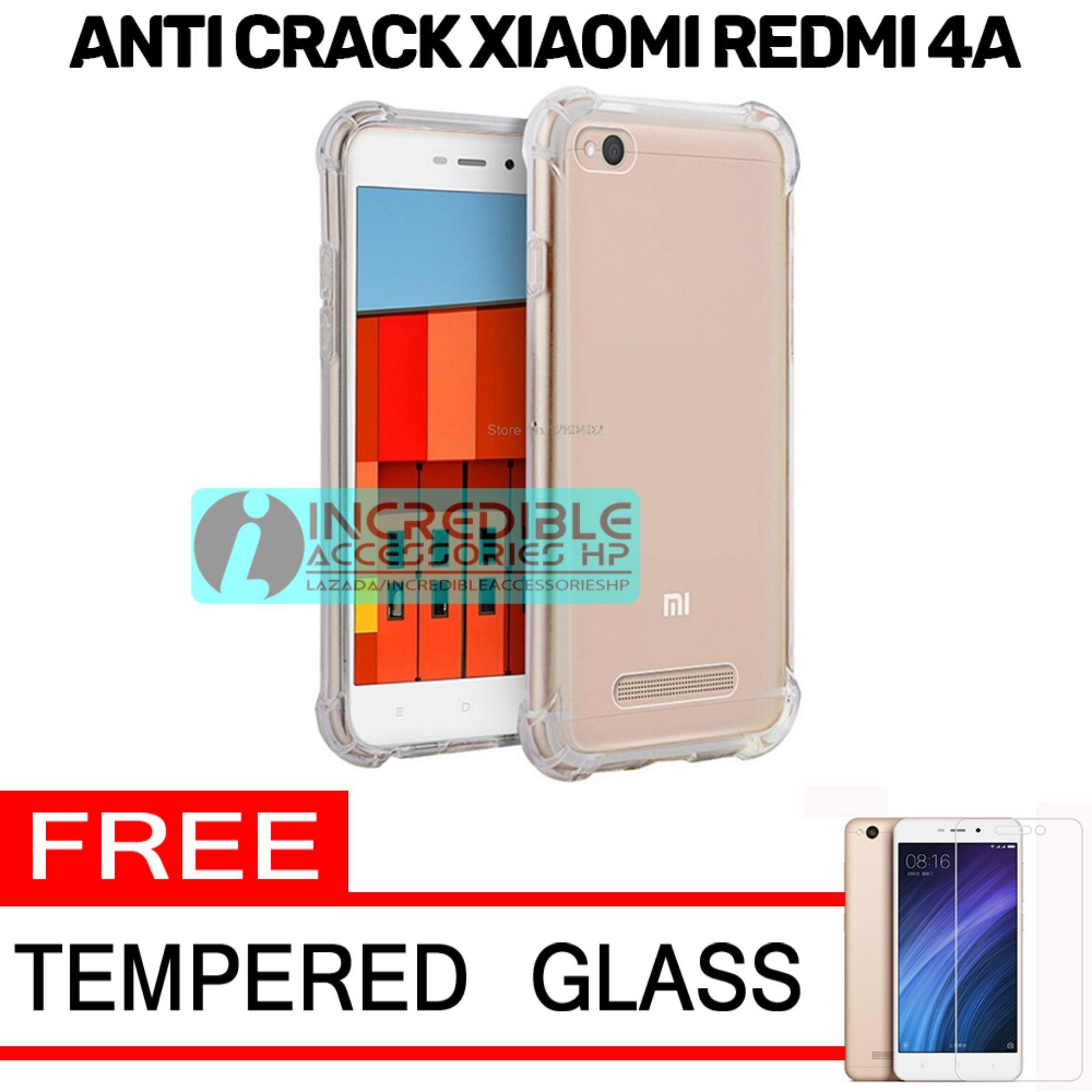 Case Anti Shock Crack Elegant Softcase For Xiaomi Redmi 4 Pro Slim Blackmatte 5a Silikon Black Matte Silicon 4a White Clear