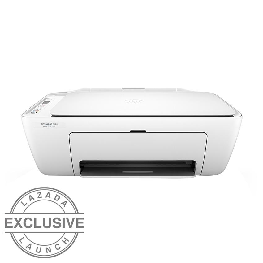 HP Deskjet 2622 All in One Wifi Printer - Putih