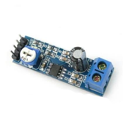 SALE - LM386 Power Amplifier Module 5-12V with Volume Control  original