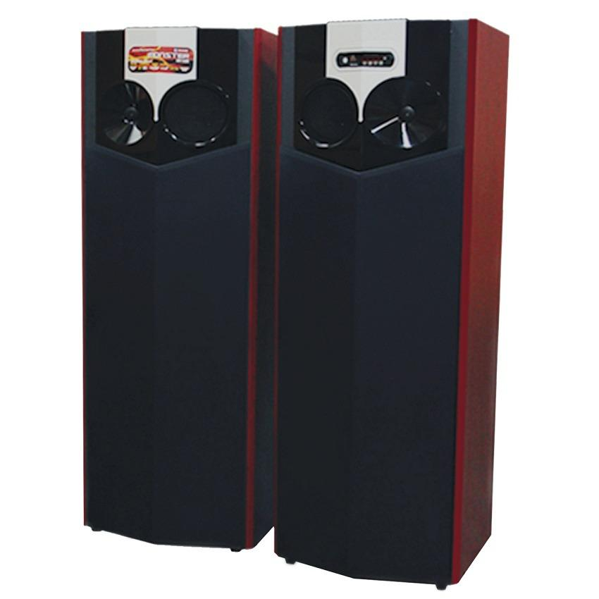 Roadmaster Speaker Aktif Floor Standing Bluetooth Monster-212 - Hitam