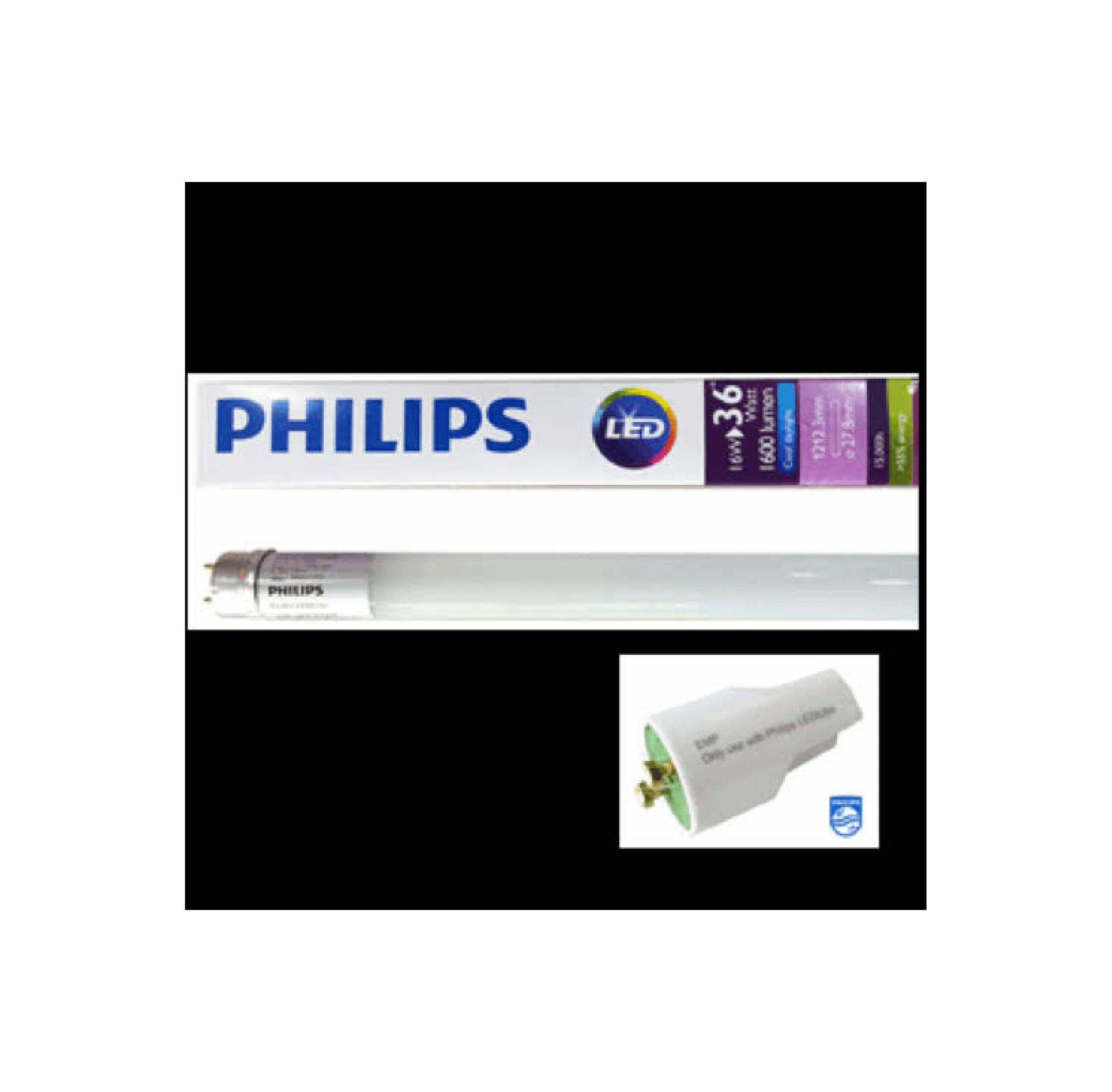 Lampu Neon TL T8 LED ECOFIT 16w Philips