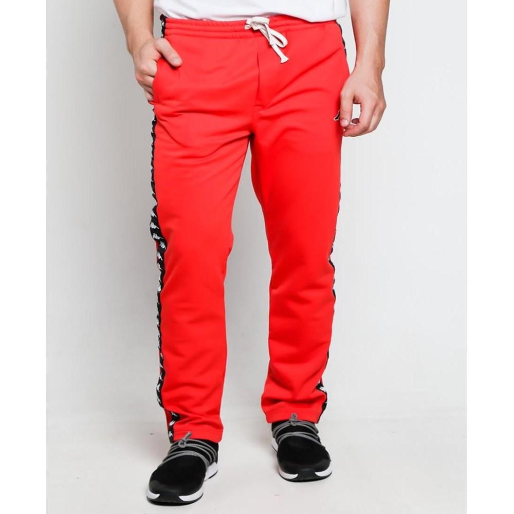 Kappa Spinel Banda Pants - Red