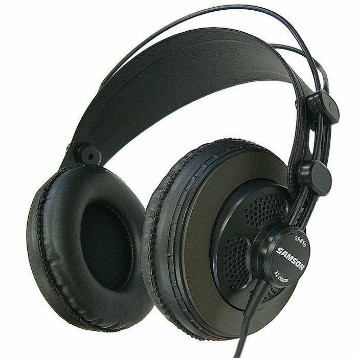 Samson SR850 (Unpacking) - Professional Studio Reference Headphone