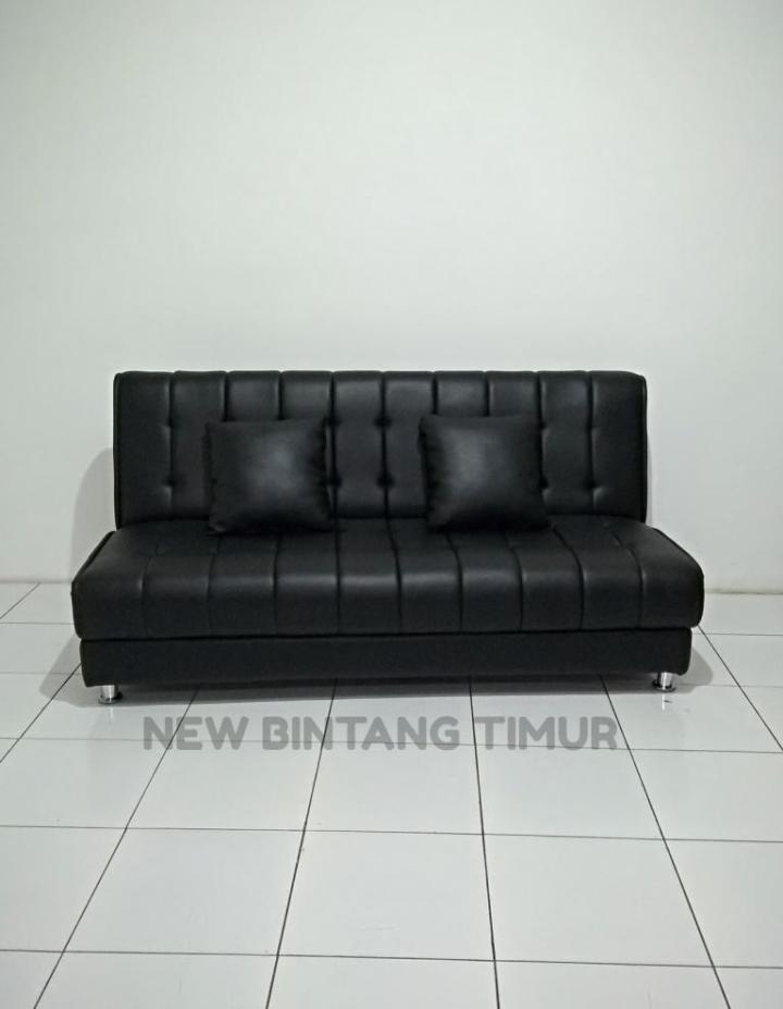 Sofa Bed Valencia Black