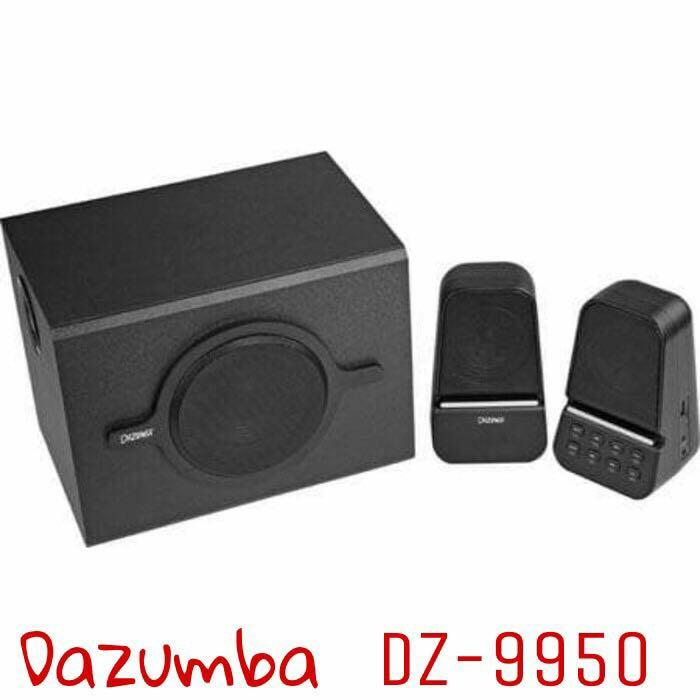 Speaker Aktif Dazumba DZ9950 with USB n SD card Rekomen untuk TV