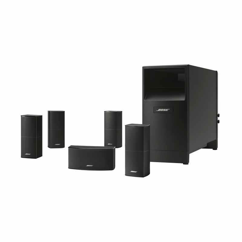 Bose Acoustimass AM10 Series V Home Theatre Speaker - Black