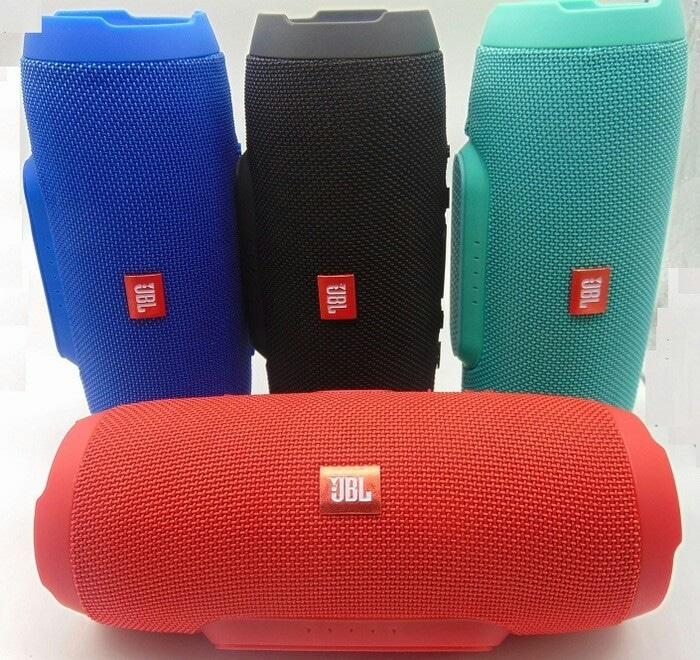 Referensi Speaker Aktif Speaker Bluetooth JBL Charge 3 Waterproof Portable Outdoor Subwoofer