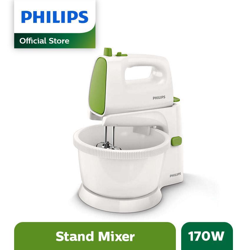 Philips Stand Mixer HR1559 - Hijau