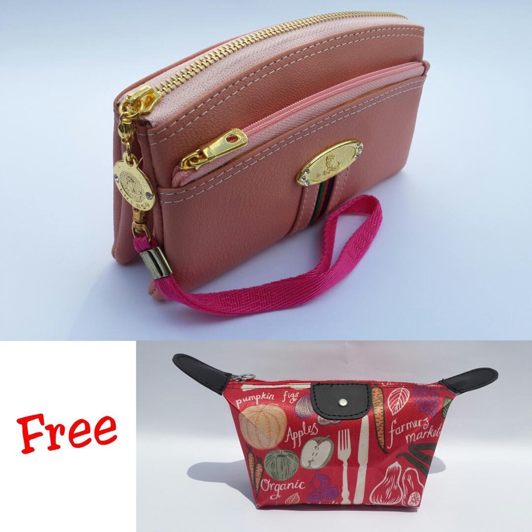 Lufas T802 Dompet wanita terbaru lazada   dompet wanita   model dompet  wanita   dompet wanita 1eb885840d