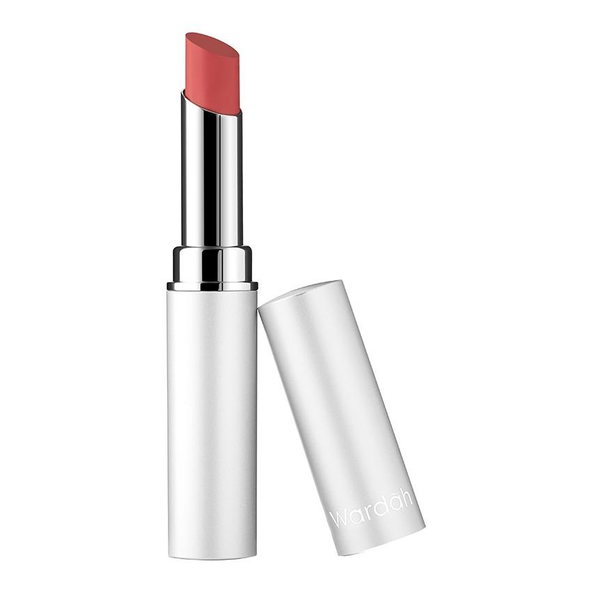 Wardah Lipstick Longlasting 18 Sunset Orange 2.3g