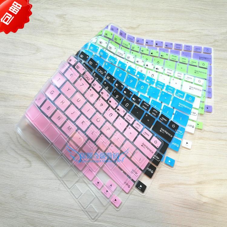 13.3 inci Asus Zenbook U305F UX305 komputer laptop Khusus membran Keyboard Layar pelindung layar