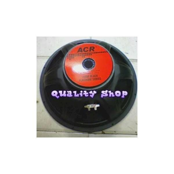 Hot Promo SPEAKER ACR 15 INCH PLATINUM 500 WATT ORIGINAL Murah